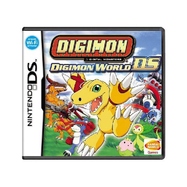 Jogo Digimon World - DS