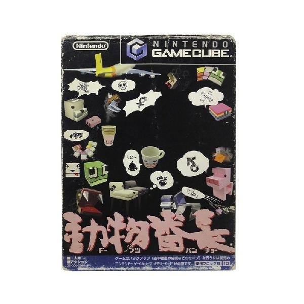Jogo doubutsu bancho - gamecube (japonês)
