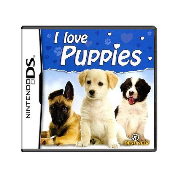 Jogo i love puppies - ds