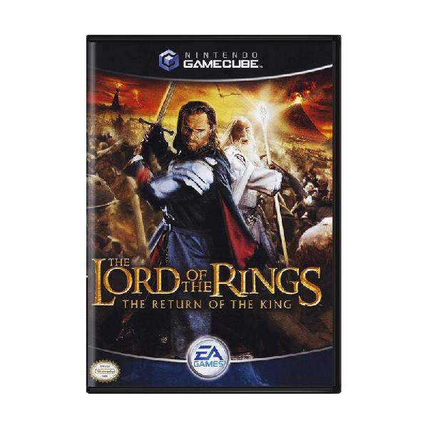 Jogo Lord of the Rings: The Return of The King - GameCube