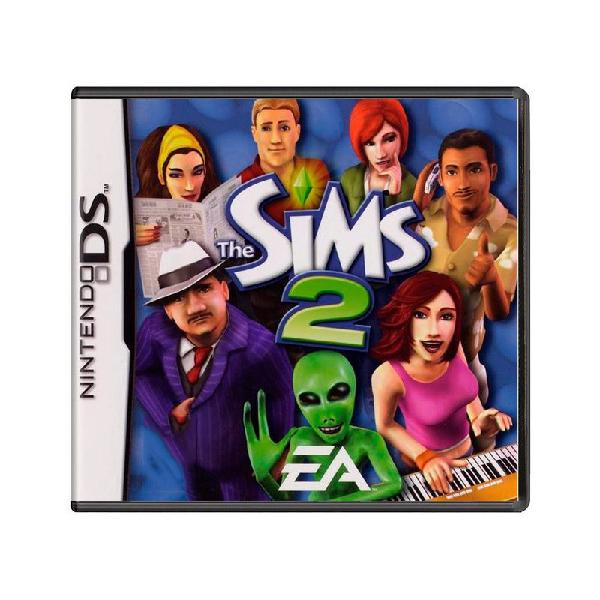 Jogo the sims 2 - ds
