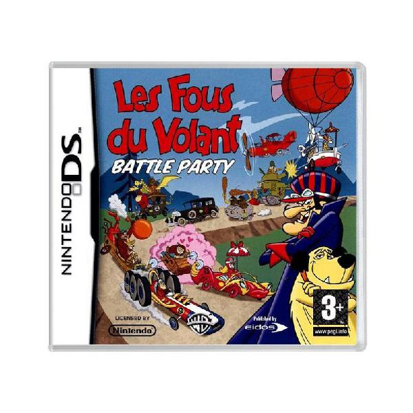 Jogo Wacky Races: Crash & Dash - DS (Europeu)