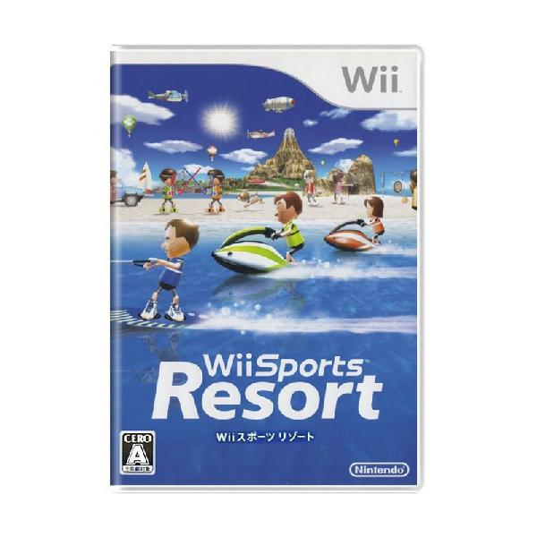 Jogo wii sports resort - wii (japonês)