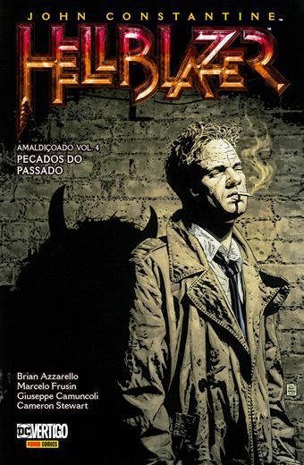 John constantine, hellblazer: amaldiçoado vol.04 | pecados