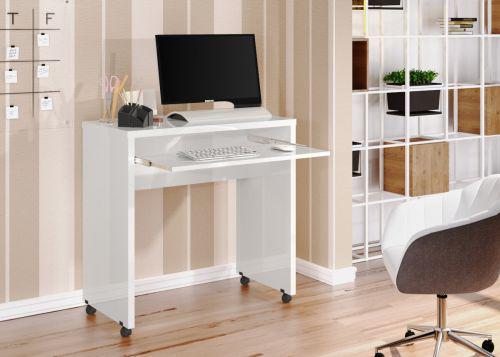 Mesa de computador betine branco