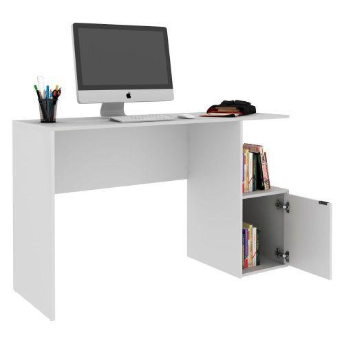 Mesa Escrivaninha Para Computador Notebook 01 Porta
