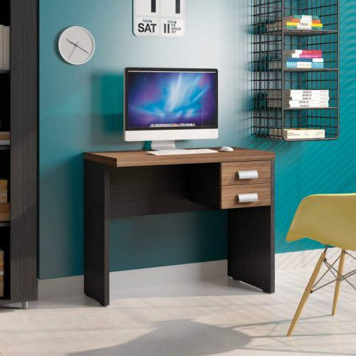 Mesa para computador 2 gavetas studio caemmun lp