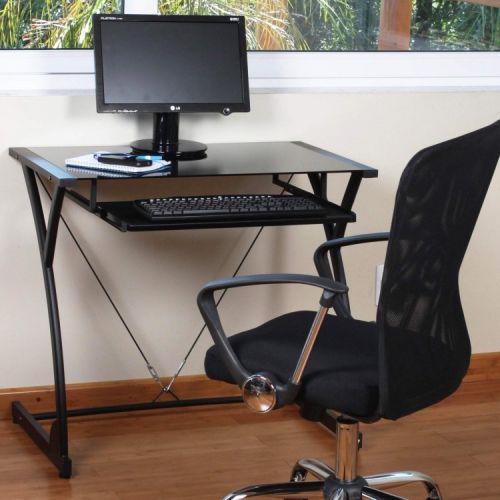 Mesa para computador acasa m/u00f3veis preto
