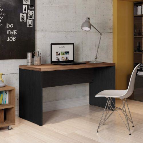 Mesa para computador studio caemmun lp argan//preto tex