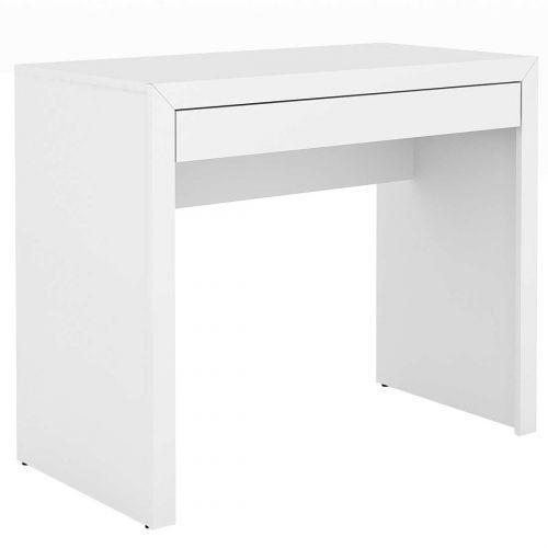 Mesa para notebook branca - tecno mobili