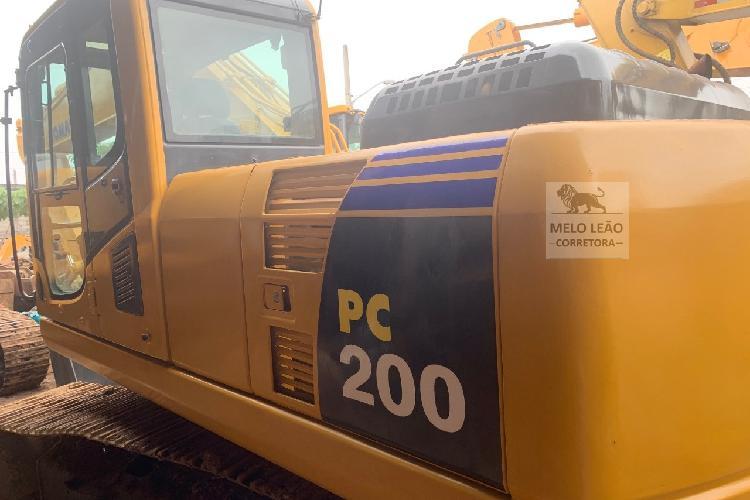 Pc200 komatsu - 10/10