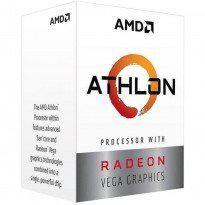 Processador amd athlon 200ge 3.2ghz am4 cache 5mb