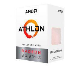 Processador AMD Athlon 200GE Dual-Core 3.2GHz 4MB Cache AM4
