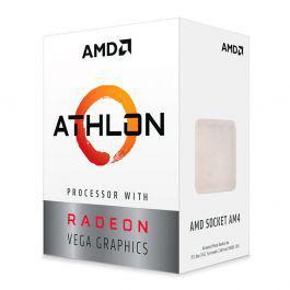 Processador amd athlon 3000g dual-core 3.5ghz 5mb cache am4