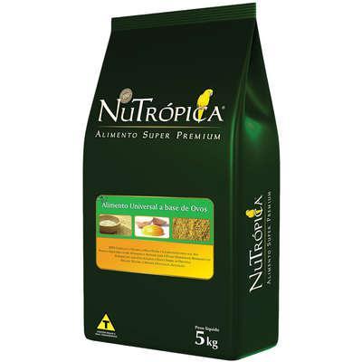 Ração nutrópica farinhada universal à base de ovos - 5