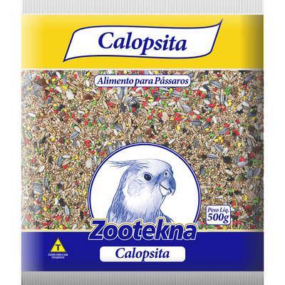 Ração zootekna mistura balanceada de sementes para
