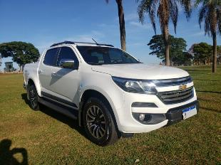 S10 cd high country aut. 4x4 2.8 diesel branca 2017 nova