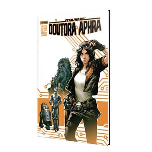 Star wars: doutora aphra vol. 01