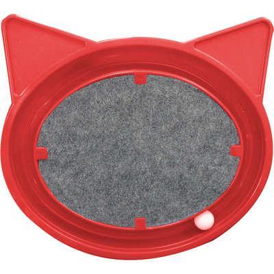 Super cat relax furacão pet pop vermelho