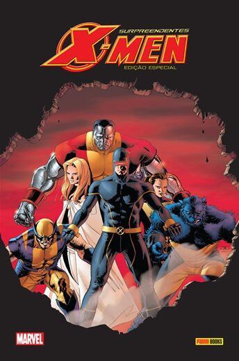 Surpreendentes X-Men Vol.01 | Edição Especial