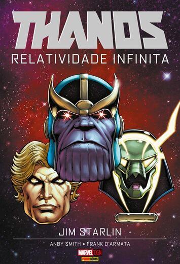 Thanos: relatividade infinita | thanos ogn