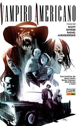 Vampiro Americano Vol.06