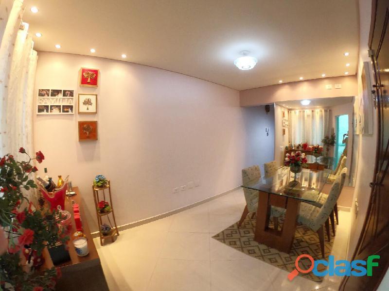 Apartamento Sem Condomínio Mobiliado 75 m² em Santo André   Jardim Milena. 12