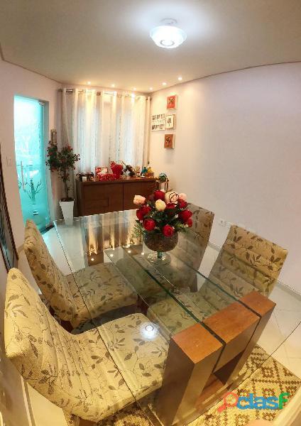 Apartamento Sem Condomínio Mobiliado 75 m² em Santo André   Jardim Milena. 13
