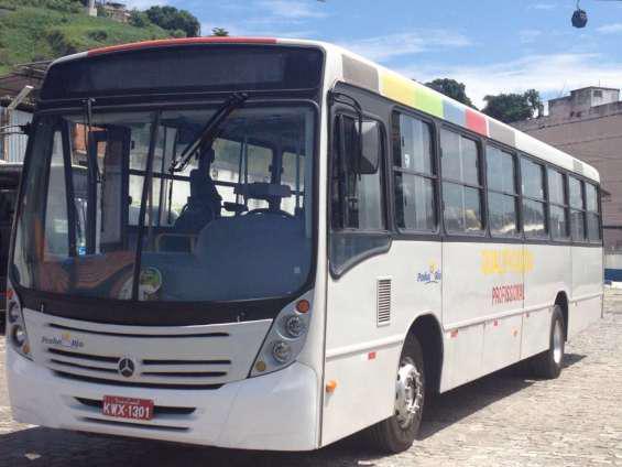 nibus 10- unidades OF1418 08/08- Urbano 2 portas