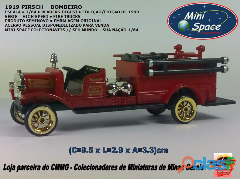 Readers Digest 1919 Pirsch – Bombeiro 1/64