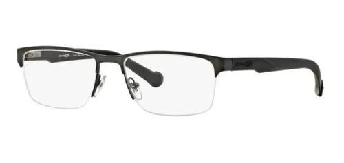 Armação oculos grau arnette an6096l 658 grafite