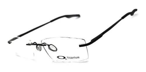 Armação oculos grau masculino aluminium original