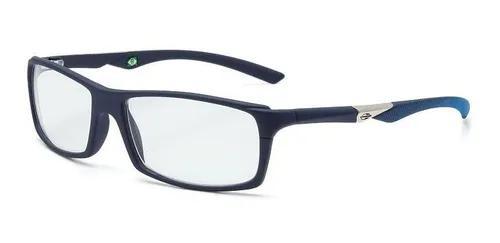 Armação oculos grau mormaii camburi full 1234i3655 azul