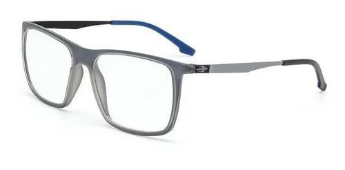 Armação oculos grau mormaii maha 2 m6055da856 cinza