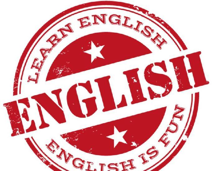 Aulas particulares de inglês 2020