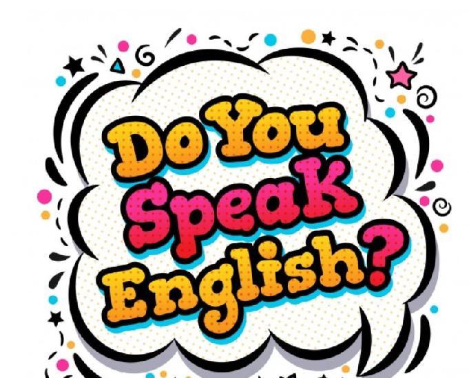 Aulas de inglês 2020