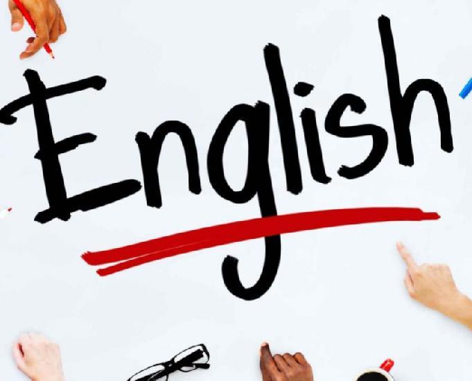 Aulas direcionadas de inglês 2020