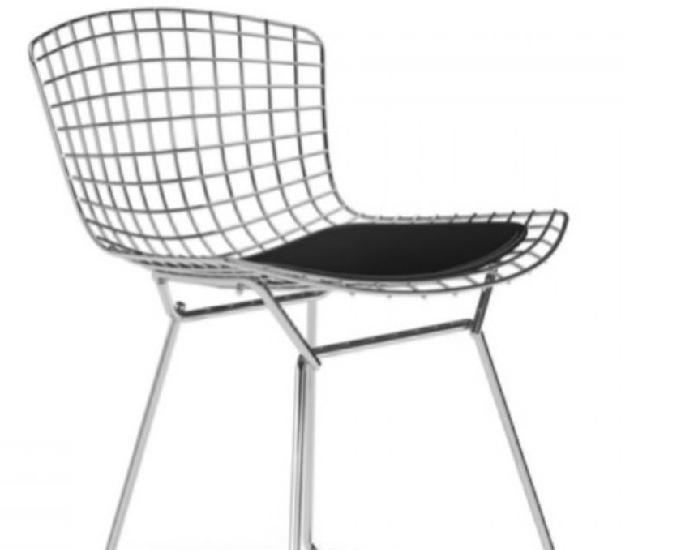 Cadeira betoia - moveis de design - oportunidade confira -