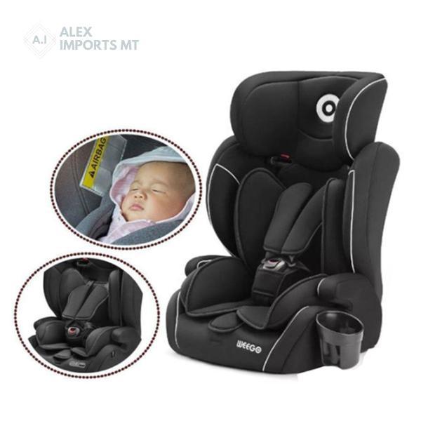 Cadeira para automóvel 9 a 36 kilos cadera infantil