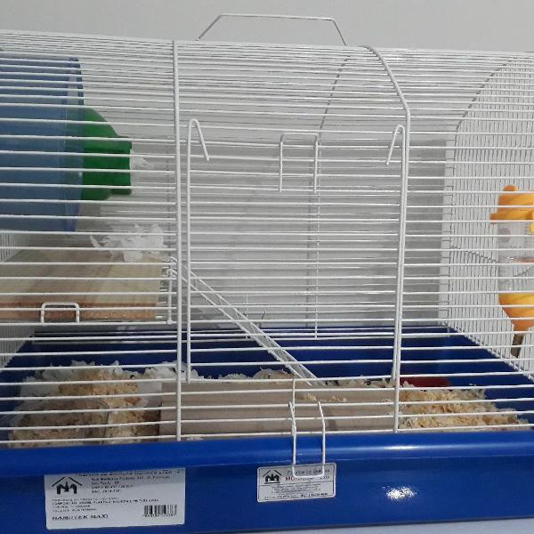 Gaiola para hamster (roedores)