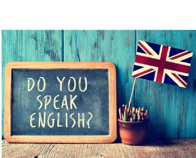 Inglês particular sob medida 2020