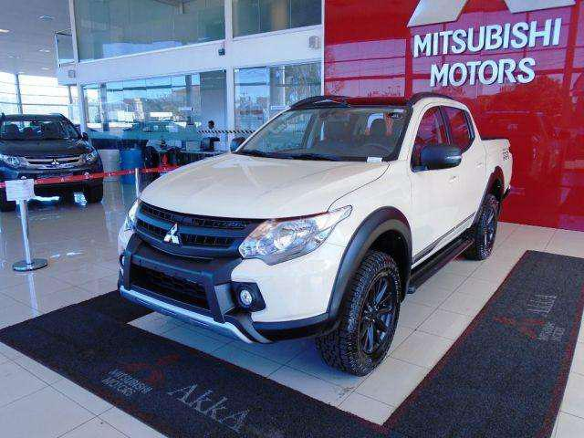 Mitsubishi l200 triton sport hpe 2.4 cd diesel aut.