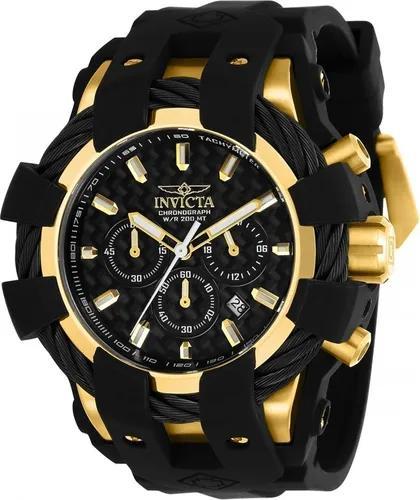 Promoção relógio masculino invict bolt sport 23861