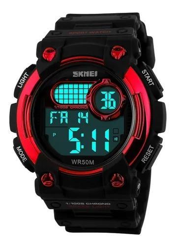 Relógio masculino digital esportivo original garantia nota