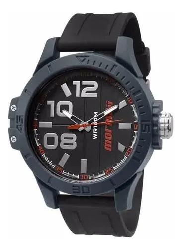Relógio mormaii masculino wave mo2035ic/8r vermelho oferta