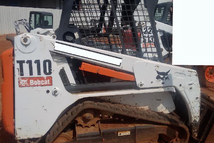 T110 bobcat - 10/10