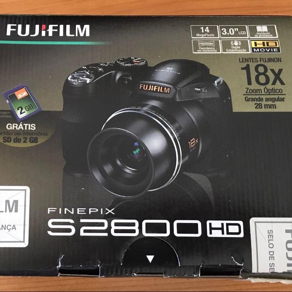 Camera fujifilm finepix s2800 hd