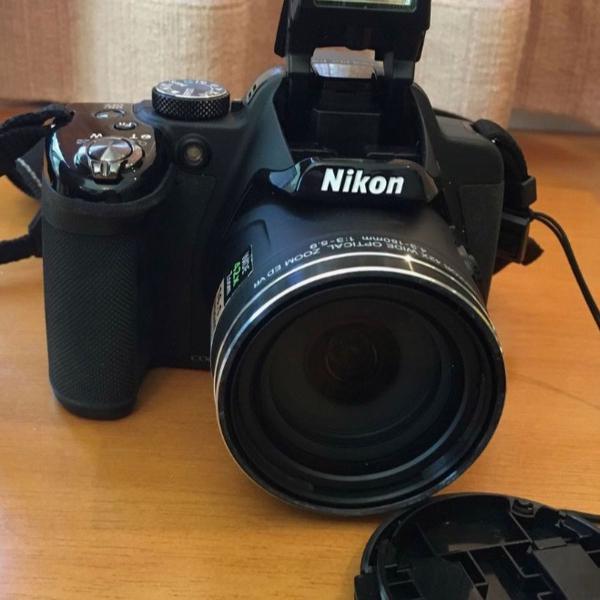 Camera nikon semiprofissional