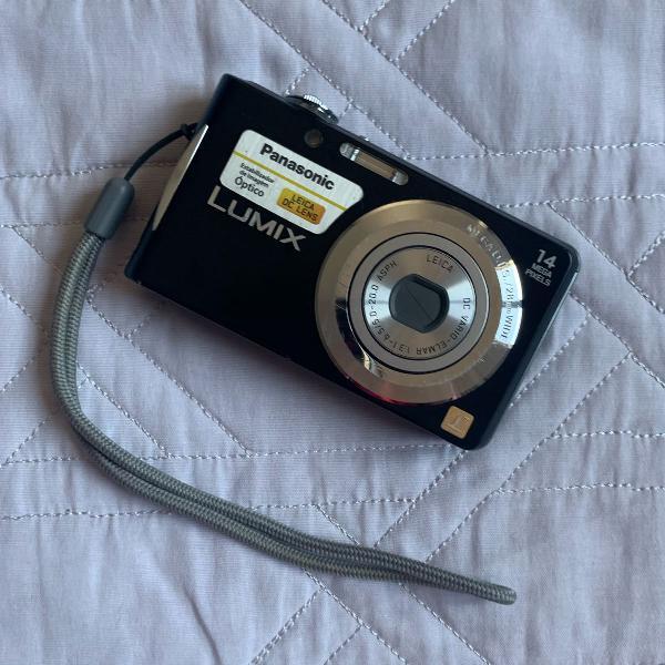 Câmera digital lumix - 14 mega pixels