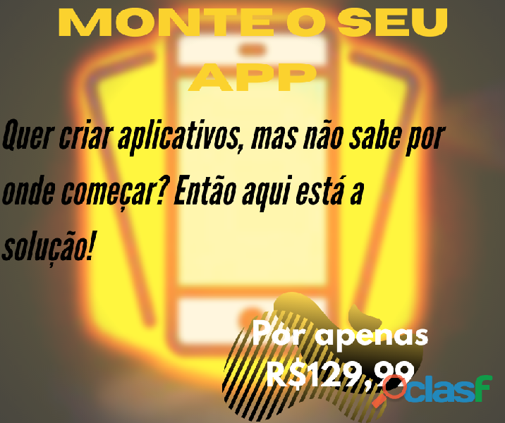 CSA Crie seus App